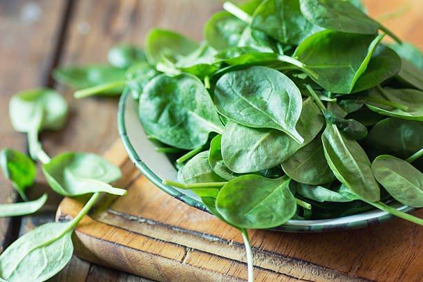 葉黃素食物來源