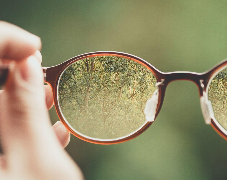 適合的眼鏡